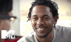 Kendrick Lamar Breaks Down 'To Pimp A Butterfly' W/ MTV Pt. 1