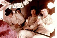 Cinemark reprise de clássicos - Laranja Mecânica, de Stanley Kubrick: 14, 15 e 18 de junho