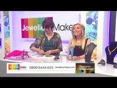 Learn How to Kumihimo & Make Kumihimo Jewellery [Tutorial]: Jewellery Maker DI 08/07/14 - YouTube