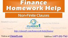 Non-Finite Clauses: Read the full article at http://www.scribd.com/doc/184377188/Non-Finite-Clauses