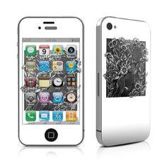 iPhone 4 Skin (High Gloss Finish) - Among Us