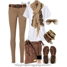 outfit ideas for women over 40 | Summer Outfits | Skinny Combat Trouser | Fashionista Trends by trudy  I love the color!  I wouldn't wear pants this skinny, but maybe a straight leg.