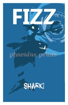 Fizz League of Legends Print by pharafax on Etsy, $14.00