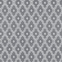The wallpaper Viola Mörk Grå - from Sandberg is a wallpaper with the dimensions x m. The wallpaper Viola Mörk Grå - belongs to the popul Dark Grey Wallpaper, Grey Wallpaper Samples, Geometric Wallpaper, Wallpaper Ideas, Dining Room Wallpaper, Boutique Deco, Trellis Pattern, Small Flowers, Tiles