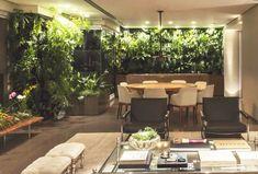 Triplex Arquitetura jardim vertical