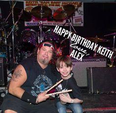 Happy Birthday to YOU♪♫•*¨*•.¸¸♥ ¸¸.•*¨*•♫♪ ♪♫•*¨*•.¸¸♥ ¸.•*¨*•♫♪ Happy Birthday to YOU♪♫•*¨*•.¸¸♥ ¸¸.•*¨*•♫ Happy Birthday Dear ♪♫•*¨*•.¸¸♥ ¸¸.•*¨*•... ♪♫•*¨*•.¸¸♥ Happy Birthday to YOU!!!!  Love Alex Shumaker drummer and family. https://www.facebook.com/drummerAlexShumaker/?ref=ts&fref=ts