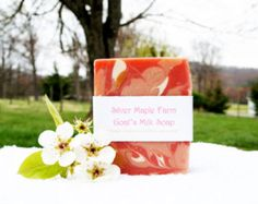 Homemade Fresh Goat's Milk Soap, Blossoms & Honey Fragrance, 4-4.3 oz. Cold Process - Edit Listing - Etsy