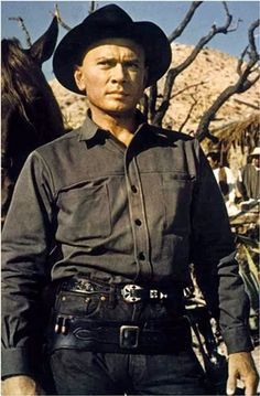 The Magnificent Seven 1960 - Yul Brynner as Chris Adams