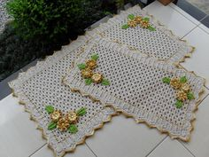 Como-fazer-tapetes-de-crochê31.jpg (580×435)