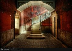 Impressive Photographs of Abandoned Places