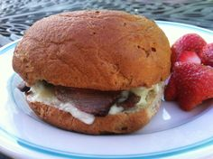 Buns for Everyone- Udi's Gluten Free Hamburger Rolls