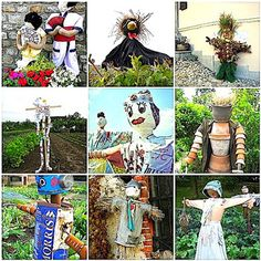 Kidmade Scarecrow Challenge - Things to Make and Do, Crafts and Activities for Kids - The Crafty Crow