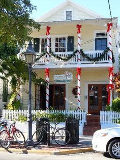 Adorable place to stay in Key West. It's on my list whenever I revisit!