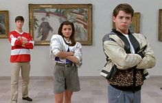 Ferris Bueller's Day Off - it is my love it is my passion and one of my favorite movies
