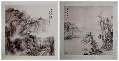 """http://maimaiwenhua.com/tienda/comprar-acuarela-tradicional-china/pareja-acuarela-amanecer  PAREJA DE Acuarelas tradicionales chinas """"Amanecer de China"""".  Promoción limitada, bella pareja de acuarelas tradicionales chinas realizadas a mano por maestro chino y de alta calidad. Selladas por el autor, únicas.  ENVÍO GRATUITO A ESPAÑA.   Visita nuestra tienda online y descubre nuestro catálogo de obras de arte tradicional chino de alta calidad:   http://maimaiwenhua.com/tienda"""