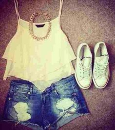 Cute summer outfit
