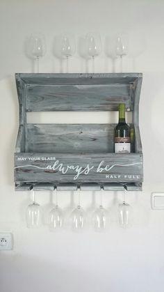 Wine rack my handmade