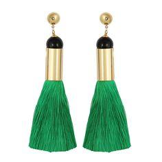 TASSEL earrings from SOLLIS