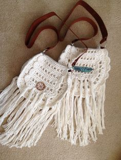 crochet boho bags Inspiration