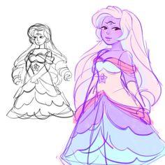 Theory Fusion | Steven Universe | Sapphire X Rose Quartz
