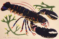 Lively Lobster - 2 of 8 - Mick Manning