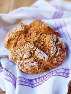 Simple Soda Bread | Bread Recipes | Jamie Oliver