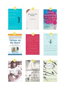 A few summer books for an inspired weekend read!