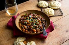 Thanksgiving Mixed Bean Chili With Corn and Pumpkin Recipe - NYT Cooking