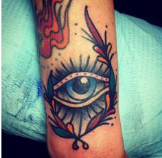 By Josh Stephens at Hold It Down Tattoo; Richmond, VA.
