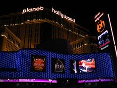 Planet Hollywood.  I went to the PH in Reno.
