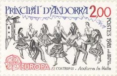 Albania Stamps 2013 | Andorra Music Stamps