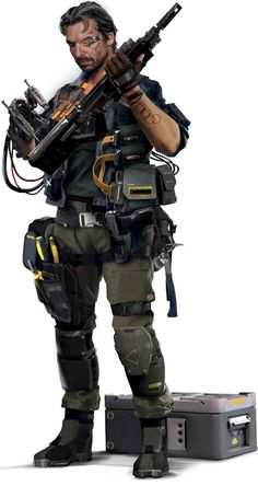 Cyberpunk Rpg, Cyberpunk Character, Cyberpunk Fashion, Doctor On Call, Fourth World, Future Soldier, Sci Fi Characters, Medical Technology, Fantasy Weapons