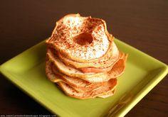 Sweet Lavender Bake Shoppe: recipe: organic apple rings...
