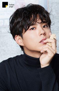 """park bo gum for kakao page ✧ smart bogum vs. Asian Actors, Korean Actors, Sehun, Park Bo Gum Wallpaper, Oppa Ya, Park Bogum, Kbs Drama, Kim Jisoo, Kdrama Actors"