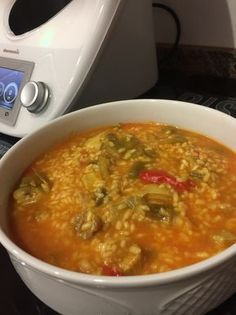 Feta Cheese Recipes, Rice Recipes, Great Recipes, Cooking Recipes, Healthy Recipes, Small Meals, Food Decoration, Batch Cooking, Rice Dishes