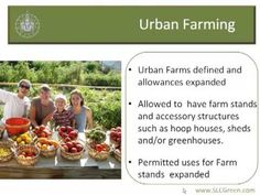 Learn about food policy and sustainablity. Food Policy, Farm Stand, Outdoor Furniture Sets, Outdoor Decor, Urban Farming, Vibrant, Community, Gardening, Lawn And Garden