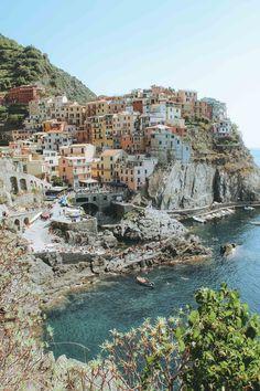 A Guide to Exploring Cinque Terre