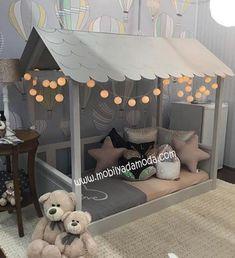 55 Best Montessori Bedroom Design For Happy Kids 004