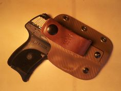 The Inversion Holster from WW Tactical Systems.