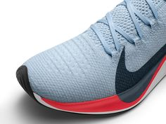 85e9780175b1 The Nike Zoom Vaporfly Elite radically redefines speed on the road —  ultra-lightweight and ultra-responsive. Its radical look is also the latest  example of ...