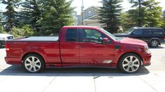 2007 Ford F-150 Saleen S331 Supercharged Sport Truck