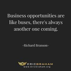 #quote #quotes #richardbranson #opportunity