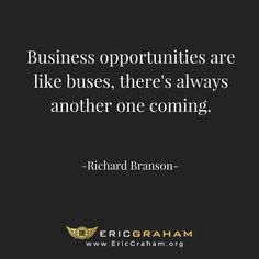 #quote #quotes #richardbranson #opportunity