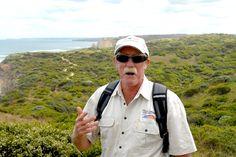 Mit John McInerney zu Fuß die Traumküste entlang - auf dem Great Ocean Walk.