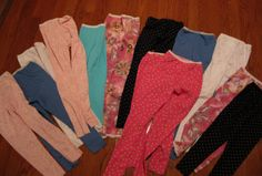 Time for Leggings: Free Pattern and Tutorial   FabriCate & Mira