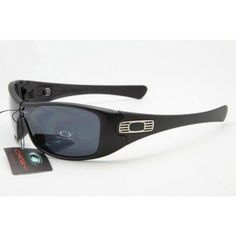 Copy Oakley Antix Sunglasses matte black frames black lens