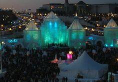 Saint Paul Minnesota Winter Carnival