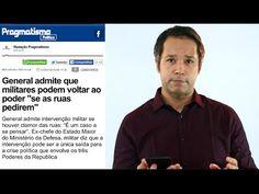 INTERVENÇÃO MILITAR COGITADA!?