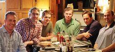Actor Josh Charles joins Dan and Danettes for beer and wings   Dan ...