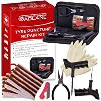 Gadlane Kit De Reparación De Emergencia Para Pinchazos De Neumáticos Herramientas Para Neumáticos Desinflados 7 Piezas Sin Cámara Para Tractor Jeep Reparación